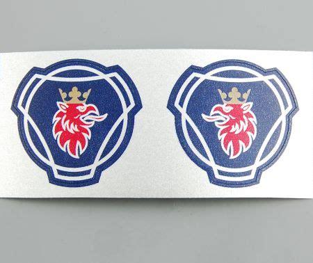Scania Aufkleber Rund by Tamiya Scania Greif Decal Aufkleber Emblem Logo Schriftzug