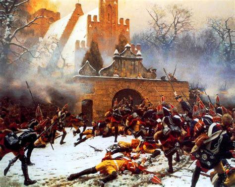 siege army avon napoleonic fellowship seven years war