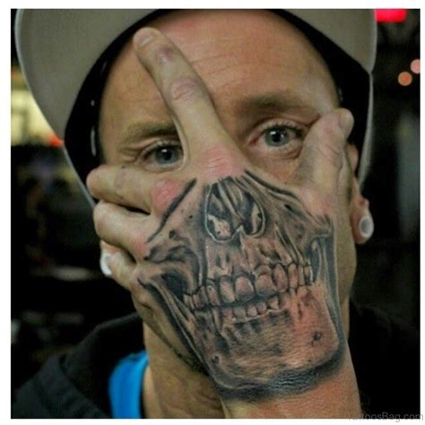 skull tattoos on hands 80 classic skull tattoos on