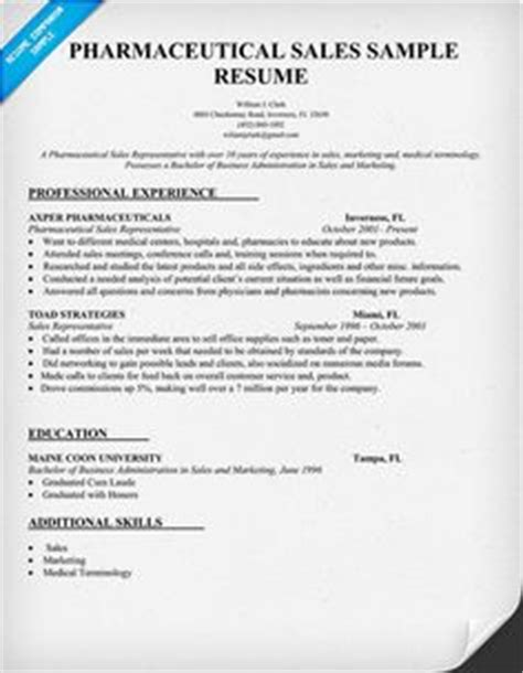 tefl cover letter exle sle resume for pharmaceutical industry sle resume