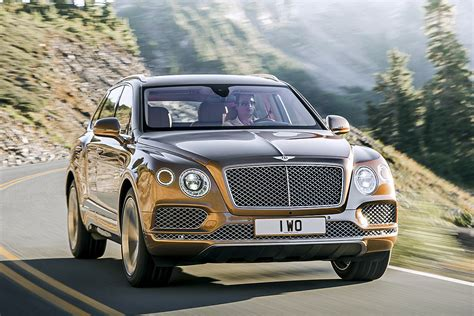 bentley new suv photos of new bentley bentayga suv