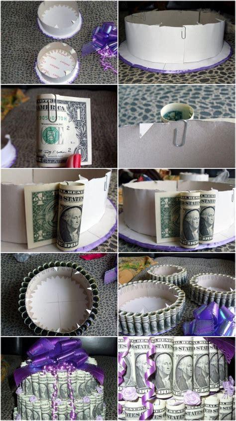 geschenke de geldgeschenke zur hochzeit originell verpacken 47 ideen