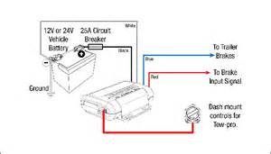 wire up your tow pro wiring diagrams redarc electronics