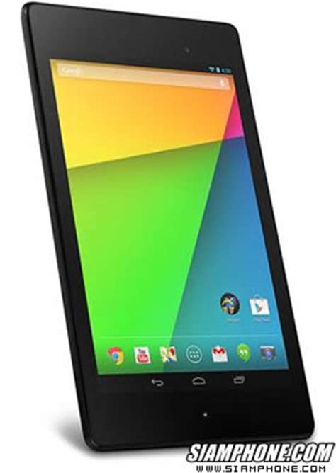 Tablet Asus Nexus 7 Wifi 32gb asus nexus 7 2013 wi fi 32gb tablet display 7 inch price 13 500 thb sihone