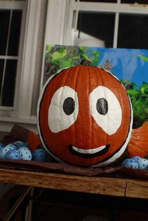 10 Easy No Carve Pumpkin 30 No Carve Pumpkin Ideas For Decoration 2017