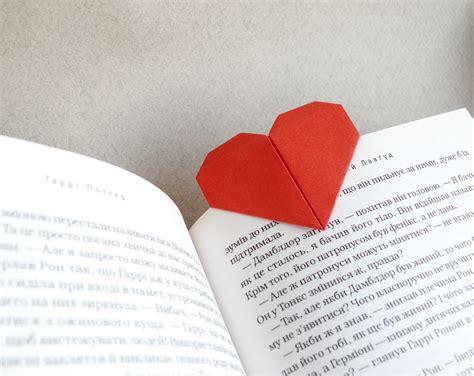 Easy Origami Bookmark - oh dear diy bookmark