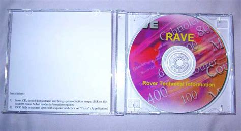 Rover Technical Information System Rover Tis On Cd