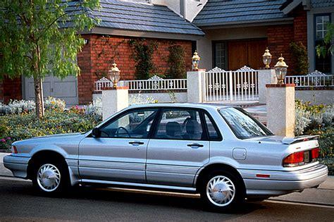 mitsubishi tv ls best buy 1990 93 mitsubishi galant consumer guide auto