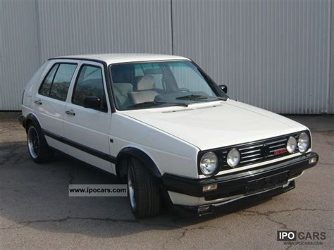 volkswagen golf 1989 1989 volkswagen golf 2 car photo and specs