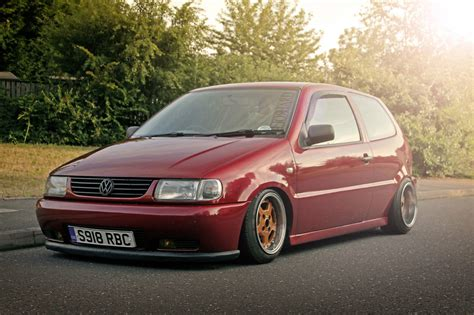 volkswagen polo modified details about vw polo 1 4 6n modified lowered one