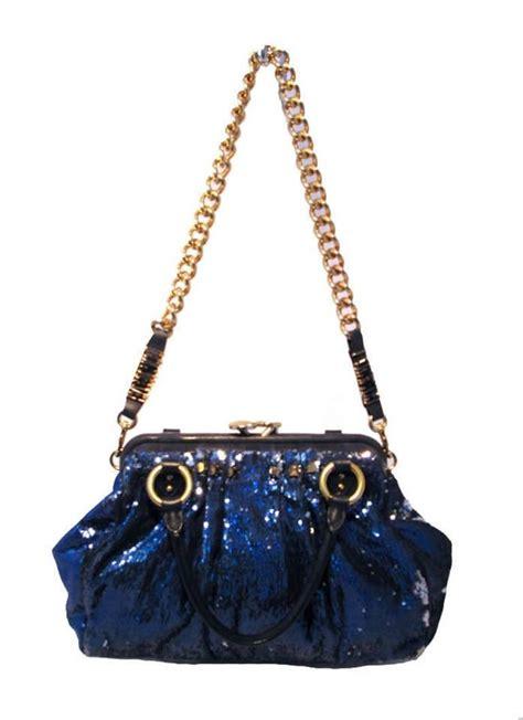 Marc New York Rocker Bag by Marc New York Rocker Sequin Stam Bag For Sale At