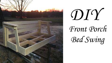 diy bed swing   crib matress youtube