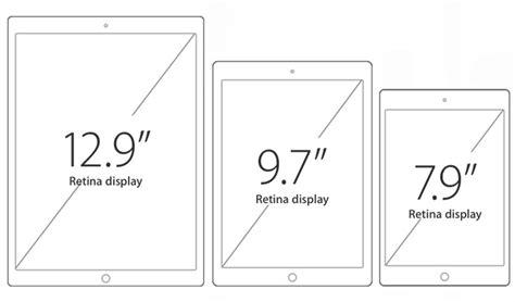zukunft des ipad welche displaygroessen sieht apple fuer