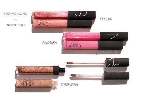 Mizzu Valipcious Gloss Original New nars makeup names mugeek vidalondon
