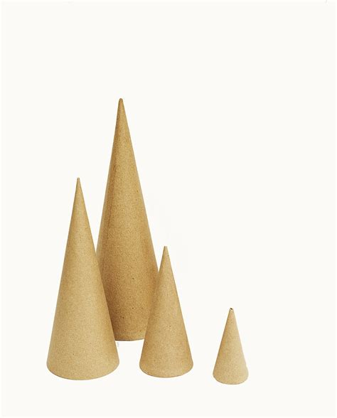 Paper Cones - ben franklin crafts and frame shop wa how to