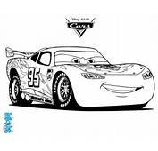 Cars Coloring Pages  Lightening McQueen CARS 2