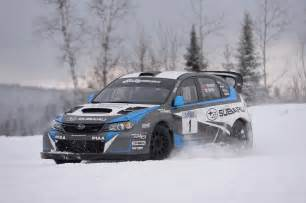 Subaru Rally Slide 2014 Subaru Wrx Sti Rally America Race Car