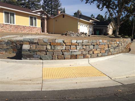 Pleasanton Post Office by Portfolio Rock Walls