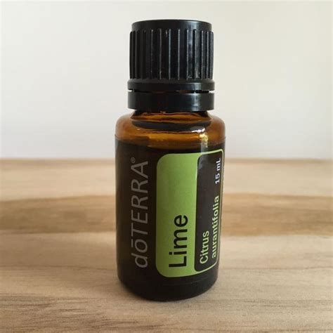 Doterra Lime doterra lime 15ml essential earth and soul