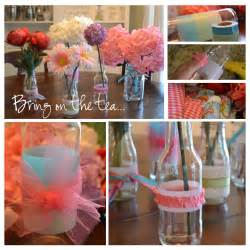 diy flower centerpiece ideas decorations centerpieces princess tea