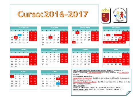 Calendario Escolar 2017 Murcia Search Results For Calendario Escolar Murcia 2016