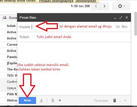format penulisan email formal cara mengirim email yang baik terbaru