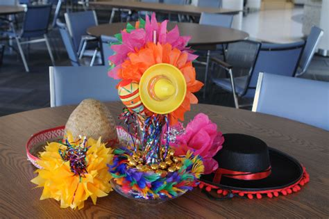 mexican table centerpieces table centerpiece