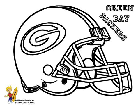 Free Nfl Coloring Pages nfl football player coloring pages az coloring pages