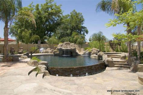 Desert Backyard Landscaping Ideas Desert Landscaping Ideas
