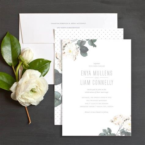 Garden Wedding Invitations by 1000 Ideas About Garden Wedding Invitations On