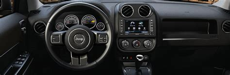 jeep patriot interior 2017 2017 jeep patriot review
