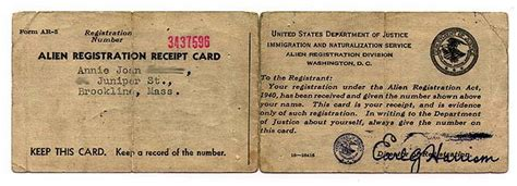 immigration registration card template slovakia genealogy research strategies
