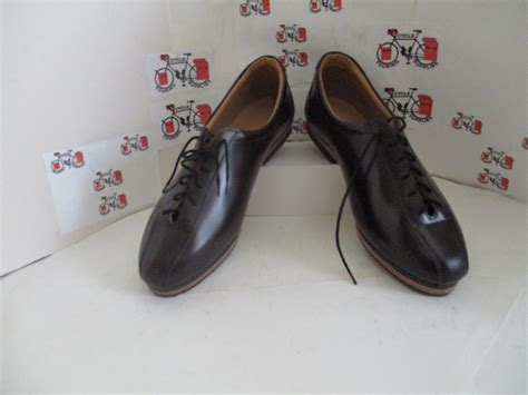 leather bike shoes brown leather cycling shoes