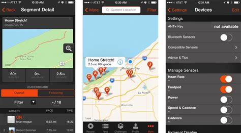 bike app android best run tracking apps for iphone runkeeper map my run ismoothrun and more imore