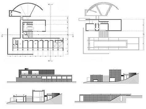home based photoshop design tadao ando floor plans koshino house ashiya hyogo japan