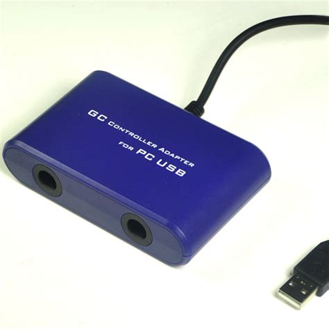 Adaptor Pc pc usb gc controller adapter for pc