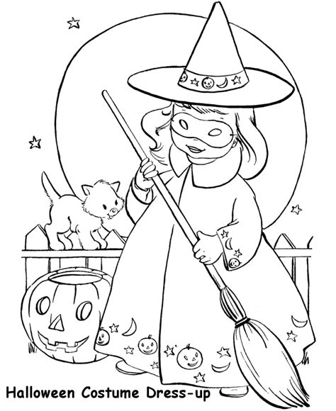 coloring pages free printable halloween free printable witch coloring pages for kids