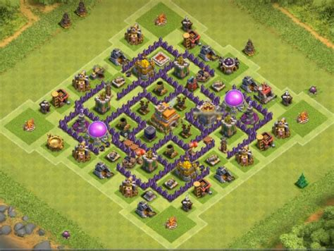 Ka Coc 14 Kaos Clash Of Clans Archer 17 best images about of clan bases cocbases on