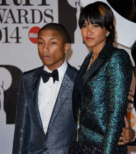 is pharell william wife ethiopian 17 best images about celebrity couples families on
