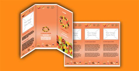 10 Download Phlet Template Word Odr2017 Free Caign Brochure Templates