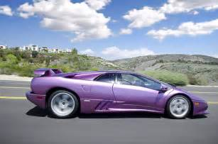 Lamborghini Diablo 30th Anniversary Lamborghini Diablo Se30 Special Edition 30th Anniversary