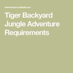 Backyard Jungle Requirements The World S Catalog Of Ideas