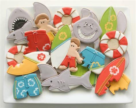 baby shark cookies simple shark cookies the sweet adventures of sugar belle