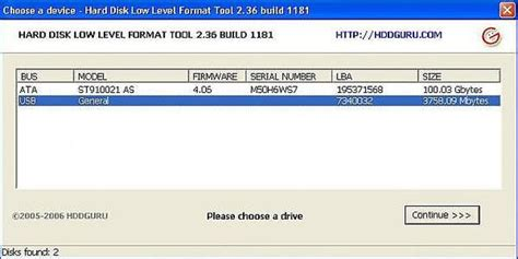low level format for flash disk how to fix usb flash drive with low level format