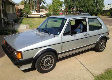 old volkswagen rabbit image gallery 1983 vw