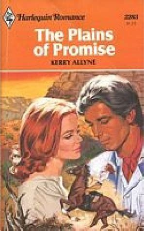 the promise between us books the plains of promise by kerry allyne reviews