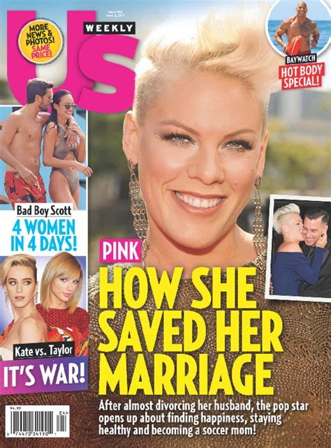 Us Weekly Goes Bald On This Weeks Cover by Us Weekly Subscribe To Us Weekly Magazine Discountmags