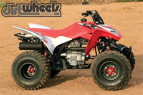 Honda Trx250x by Dirt Wheels Magazine Atv Test 2017 Honda Trx250x