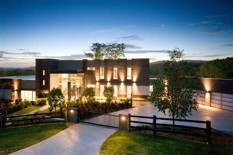 design house outdoor lighting architecture exterior lighting white small modern house