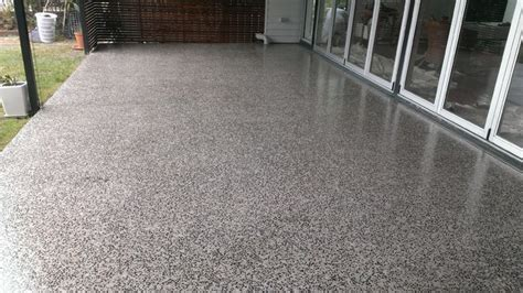 Polished Concrete Patio by Polished Concrete